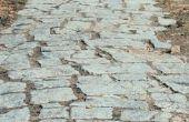 Hoe te gebruiken van gebroken beton voor een oprit