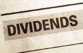 Dividend herinvestering typen
