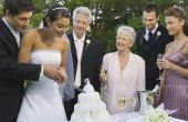 Wat zijn de taken van de bruidegom tante & oom?