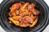 How to Cook kippenvleugeltjes in een langzame fornuis