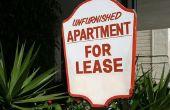 Hoe te breken een Indiana Appartement Lease