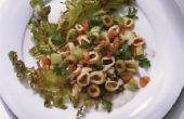 How to Cook inktvis op de Grill