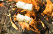 How to Build een Rock barbecue Grill jezelf