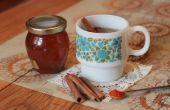 Honing remedie voor een pijnlijke keel