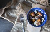 Hoe maak je Oven-geroosterde wortelgroenten