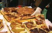 Toepassingen voor bevroren taart korst