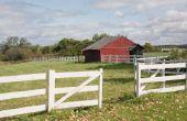 Over koloniale boerderijen in New York