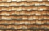 Schimmel verwijderen uit onbehandeld hout