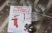 Sneeuw Party thema ideeën