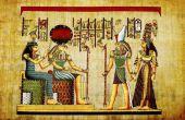 De kleren van Cleopatra in de oudheid