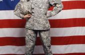 Hoe Bereken militaire pensioen & VA compensatie