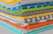 Leren naaien: patronen & stoffen kiezen