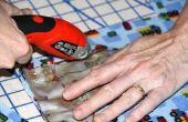 Hoe te meten stof voor het naaien