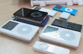 Toevoegen van muziek naar een iPod