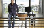 Stijlen van Indoor Room Divider balustrades