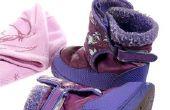 Hoe te dragen sneeuw laarzen