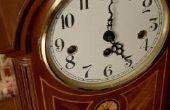 Hoe goed Wind oude klokken met toetsen
