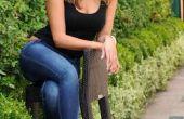 Hoe te Gooi een Outfit samen met Jeans & maken het kijken schattig