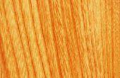 Hoe schoon houten vloeren met appel Cider azijn