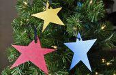 Frans Kerst ornamenten voor kinderen tot en met zorg