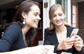 Is het verlagen van de helderheid op een mobiele telefoon echt een verschil maken?