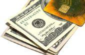 Hoe maak je een Cash Advance met een American Express Gold Card