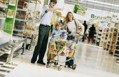 Voordelen & nadelen van een lay-out van de supermarkt