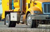 Gewicht wetten voor Tri-assige Dump Trucks in Alabama