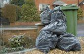 Is dat uw vuilnis wordt beschermd door Privacy-wetgeving?