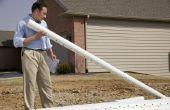 Hoe te detecteren begraven PVC Water Lines