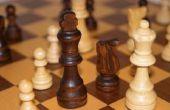 Hoe maak je een polymeer klei-schaakstukken