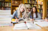 Onderzoek papier onderwerpen in de taalkunde