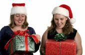 Holiday Gift Exchange Games