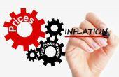 Hoe de berekening van de toekomstige waarde van geld met behulp van inflatie