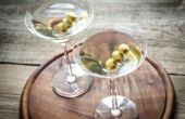 """Hoe maak je een Martini """"Vuile"""""""