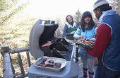 Hoe het oplossen van een Gas Barbecue Grill die niet licht na een regen