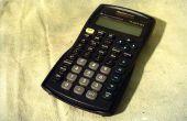 Het gebruik van een fractie Calculator