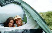 Camping die het dichtst bij Lake Travis in Austin, Texas