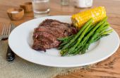 Hoe een biefstuk zonder een BBQ-barbecue grill