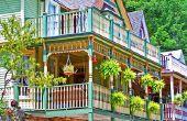 Verf kleur ideeën voor kamers in oudere huizen