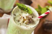 Hoe maak je groene thee Frappuccino