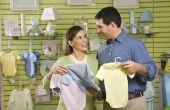 Hoe te verzamelen van de Items die u nodig heeft voor een pasgeboren baby