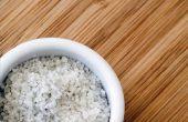 Wat Is steenzout voor gebruikt?