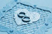 How to Make wensput kaarthouders voor een bruiloft receptie