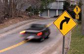 New York State wetten voor pick-up passagiers in de rug