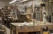 How to Build een houtbewerking apparatuur mobiele Base