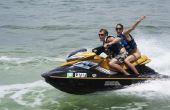 Hoe te verwijderen van het Water van een Jet Ski-motor