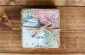 Vintage Maps gebruik te maken van deze Super coole Coasters