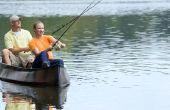 Hoe te vangen een Gar in de Ohio-rivier