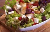 Gezond voedsel piramidediagram